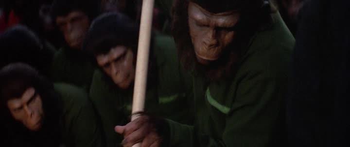 Завоевание планеты обезьян - Conquest of the Planet of the Apes