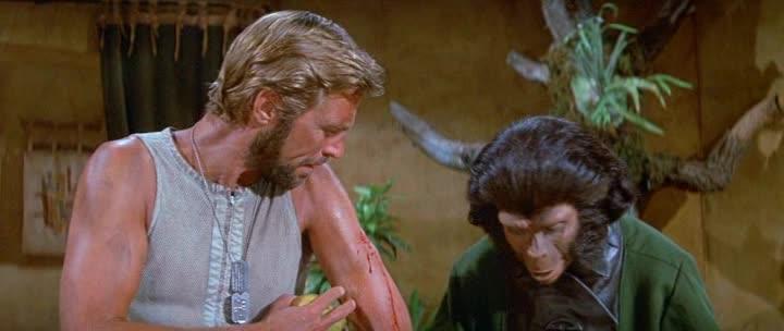 Под планетой обезьян - Beneath the Planet of the Apes