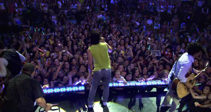 Jonas Brothers - концерт - Jonas Brothers - The 3D Concert Experience