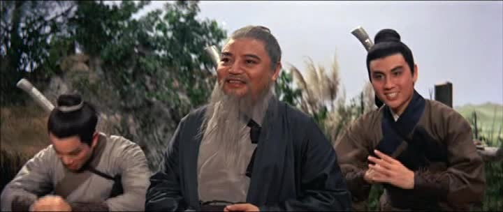 Возвращение однорукого меченосца - Du bei dao wang