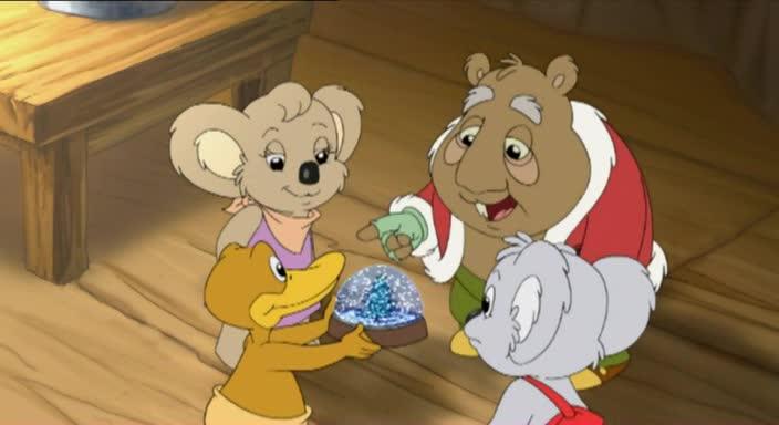 ��������� ������ ����� - Blinky Bills White Christmas