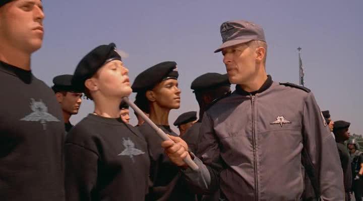 Звездный десант - Starship Troopers