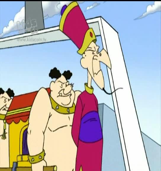 Несносный Деннис против магии Вуду - Dennis the Menace in Cruise Control