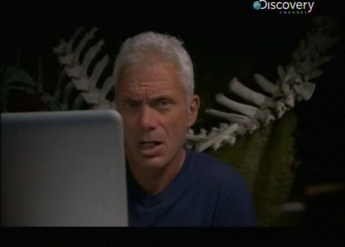 ������ �������: ���������� ����� - River monsters. Flash Ripper