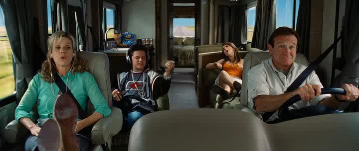 Дурдом на колесах - RV