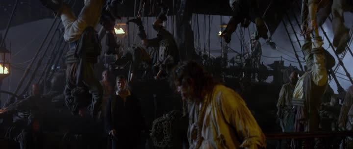 Пираты Карибского моря: На странных берегах - Pirates of the Caribbean: On Stranger Tides