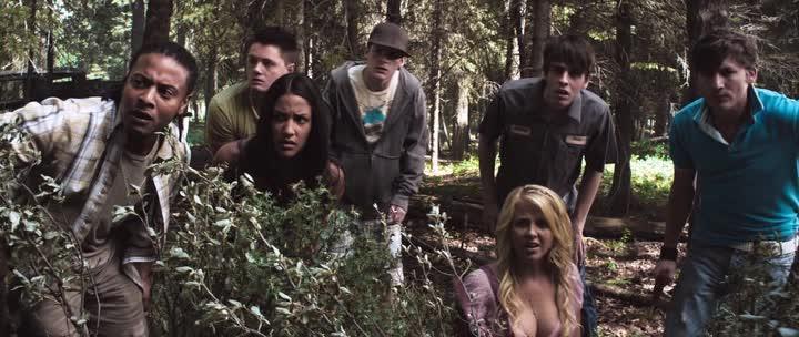 Убойные каникулы - Tucker $ Dale vs Evil