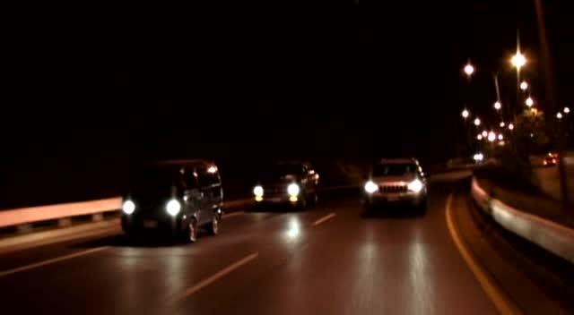 Ночной экспресс - Secuestro express