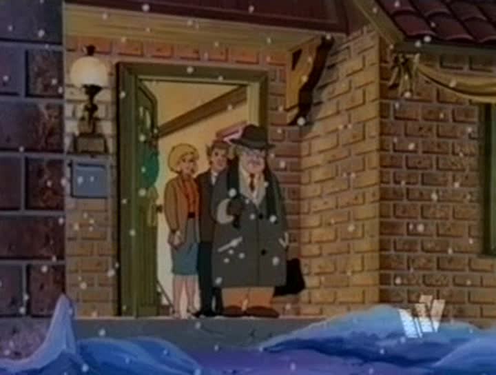 �������� ������� ��������� - Magic Gift of the Snowman