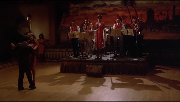 Пересменка - Swing Shift