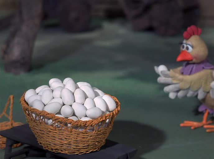 Пасхальный кролик едет к нам - The Easter Bunny Is Comin to Town