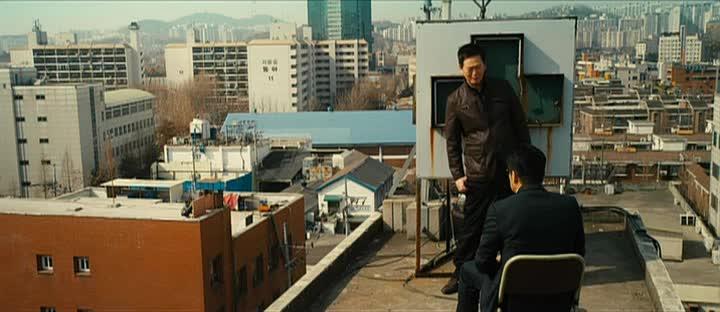 Офицер года - Chae-po-wang