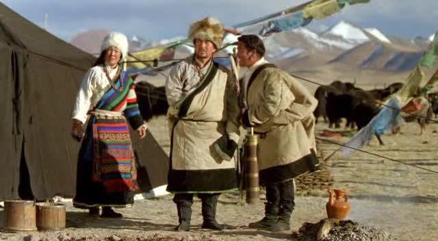 Однажды в Тибете - Once Upon a Time in Tibet