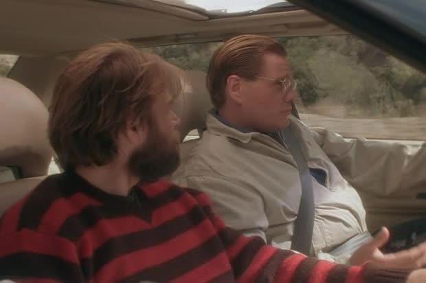 Пассажир - The Pass Highway Hitcher