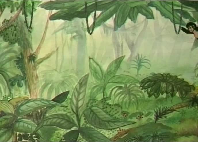 Господин джунглей - Der Herr des Dschungels