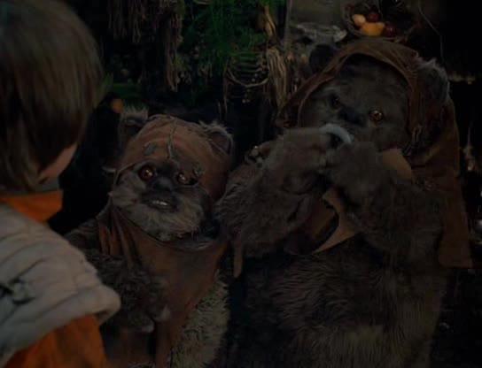 Эвоки: Битва за Эндор - Ewoks: The Battle for Endor