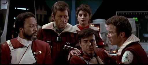 Звездный путь 2: Гнев Хана - Star Trek: The Wrath of Khan