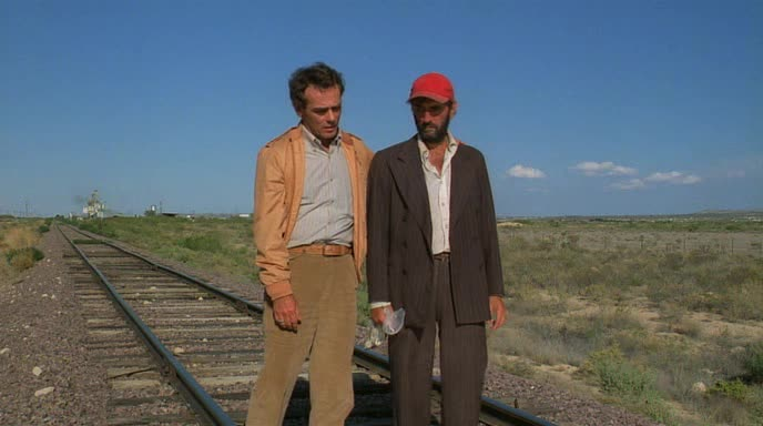 Париж, Техас - Paris, Texas