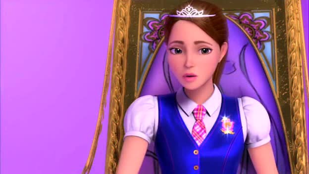Барби: Принцесса Очарования - Barbie: Princess Charm School