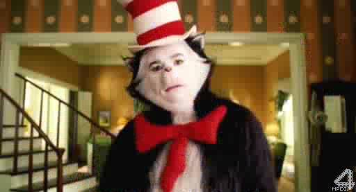Кот - The Cat in the Hat
