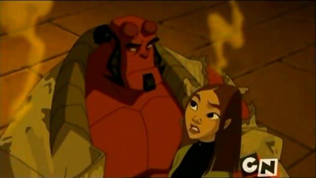 Хеллбой: Меч громов - Hellboy Animated: Sword of Storms