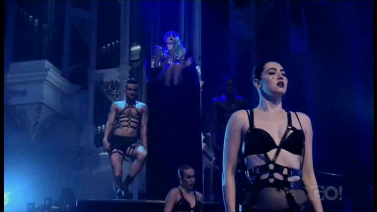 Lady Gaga - Live at Sydney Monster Hall