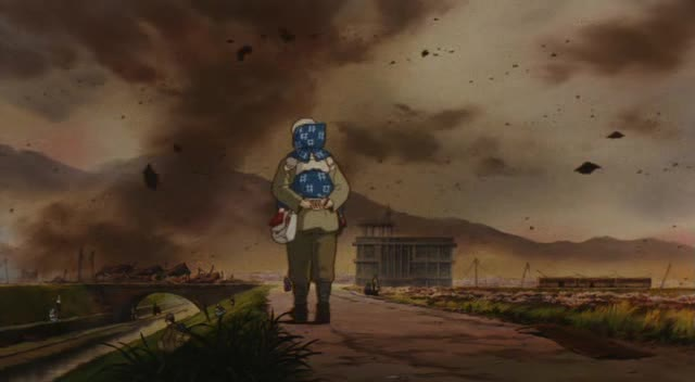 Могила светлячков - Hotaru no haka