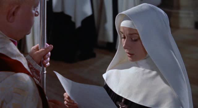 История монахини - The Nuns Story