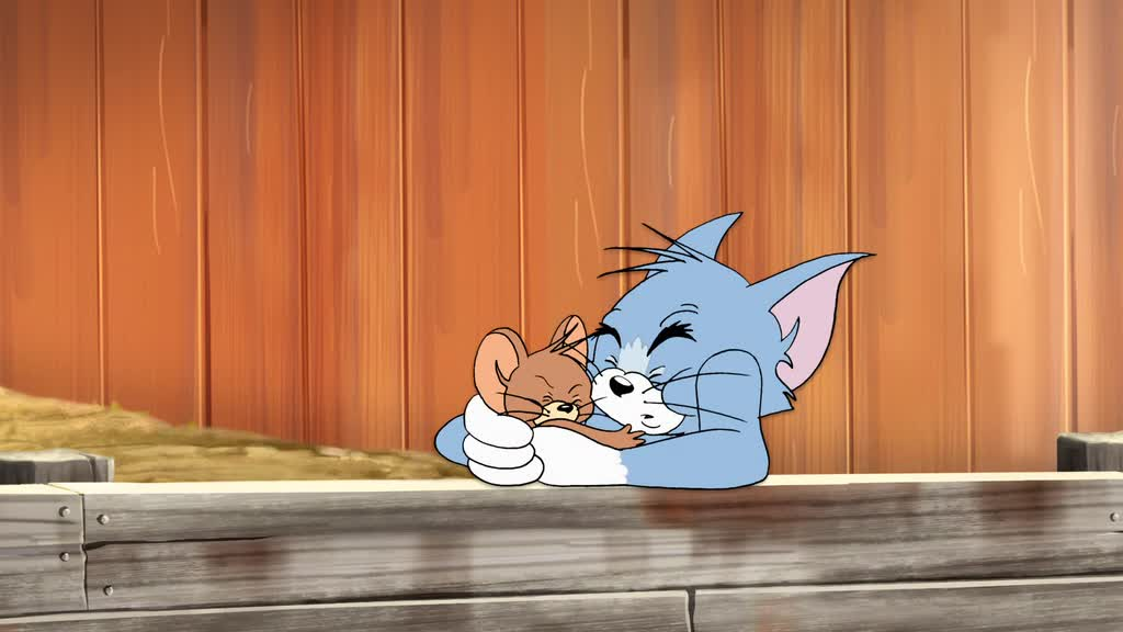 Том и Джерри и волшебник из страны Оз - Tom and Jerry $ The Wizard of Oz