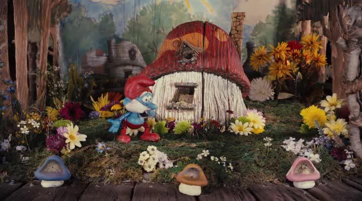 Смурфики - The Smurfs