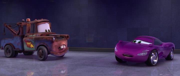 Тачки 2 - Cars 2