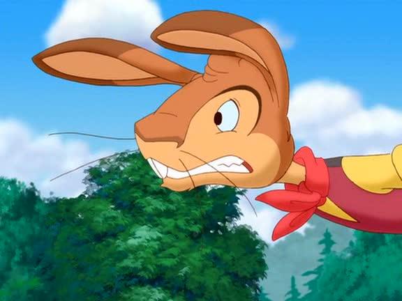 Приключения братца кролика - Adventures of Brer Rabbit