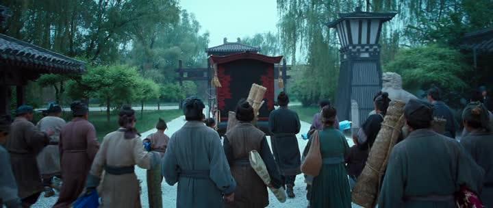 Пропавший мастер меча - Guan yun chang