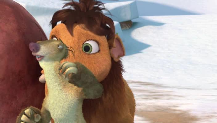 Ледниковый период: Гигантское Рождество - Ice Age: A Mammoth Christmas
