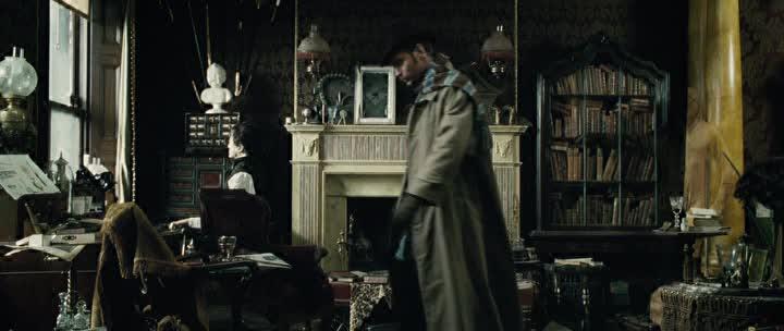 Шерлок Холмс 2: Игра теней (2011) смотреть …