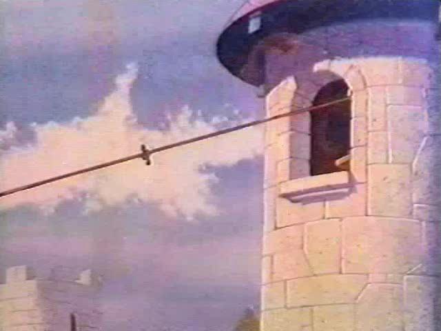 Ико - отважный жеребенок - Ico, el caballito valiente