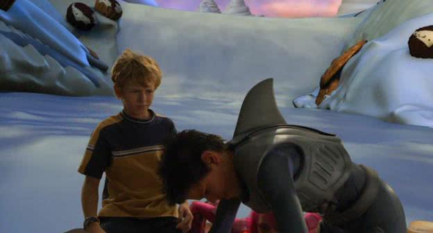 ����������� ������� � ���� - The Adventures of Sharkboy and Lavagirl 3-D