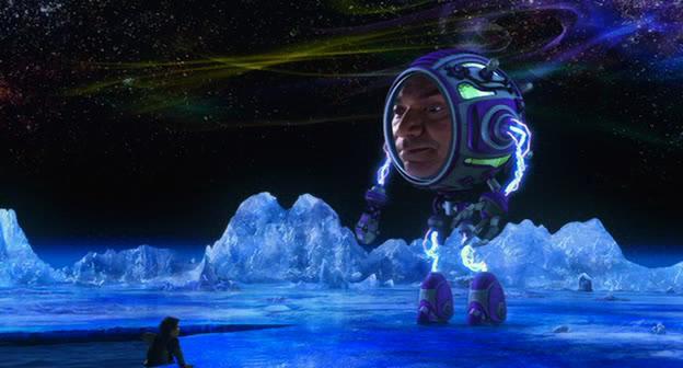 Приключения Шаркбоя и Лавы - The Adventures of Sharkboy and Lavagirl 3-D