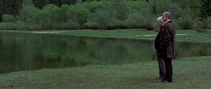 Девушка у озера - La ragazza del lago