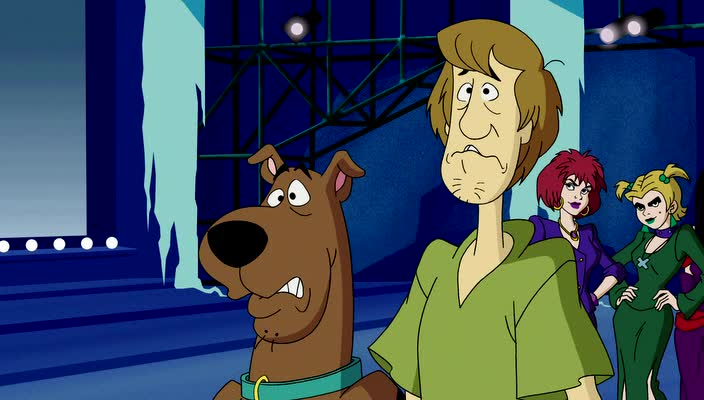 �����-��! � ������� � ������� - Scooby-Doo! And the Legend of the Vampire