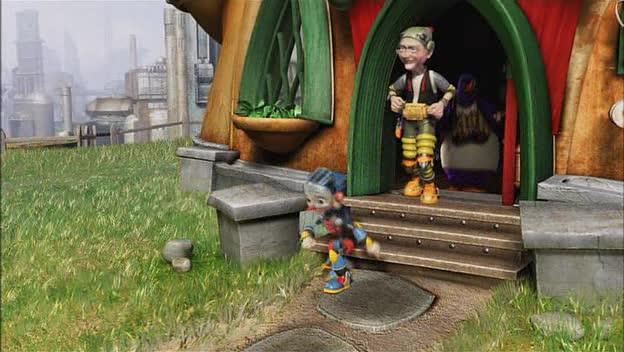 Пиноккио 3000 - Pinocchio 3000