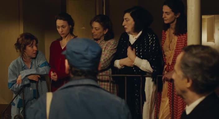 Женщины с 6-го этажа - Les femmes du 6иme йtage
