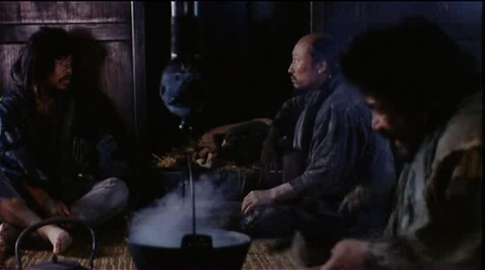Легенда о Нараяме - Narayama bushiko