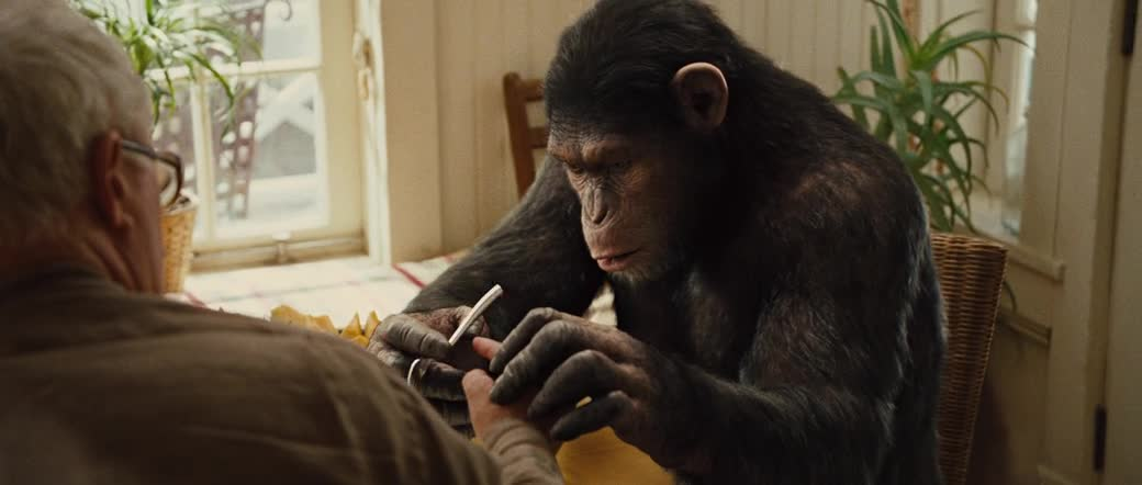 ��������� ������� ������� - Rise of the Planet of the Apes
