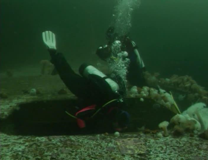 Монстр глубин - Sea devil
