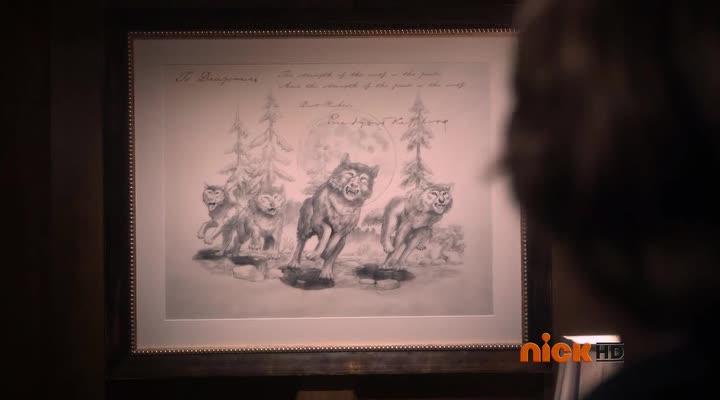 Мальчик, который рассказывал об оборотне - The Boy Who Cried Werewolf