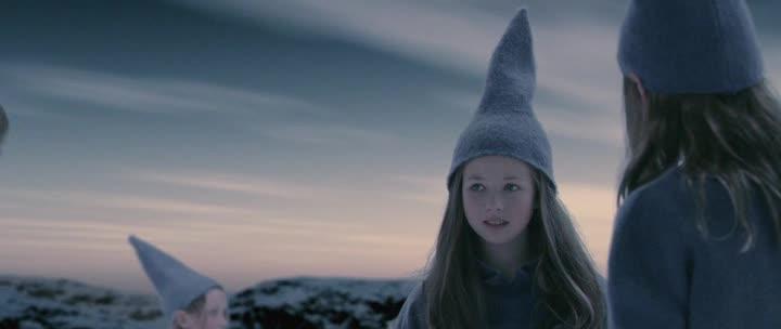 Волшебное серебро - Julenatt i Blеfjell