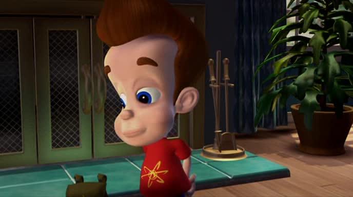 Джимми Нейтрон: Мальчик-гений - Jimmy Neutron: Boy Genius