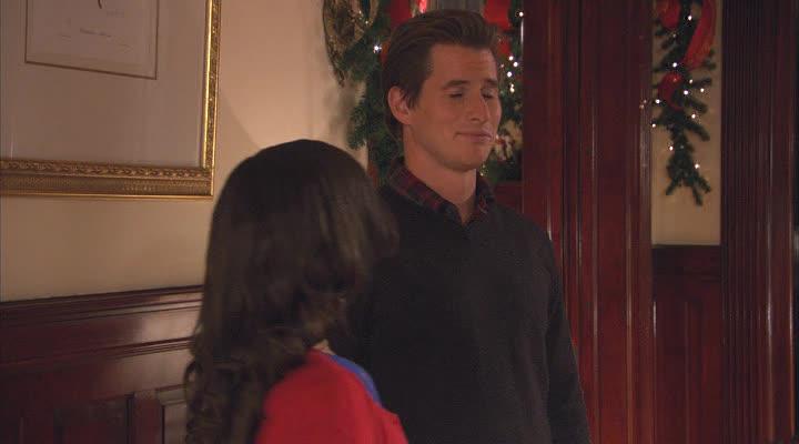 Рождественский поцелуй - A Christmas Kiss