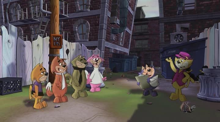 Топ Кэт - Don Gato y su pandilla